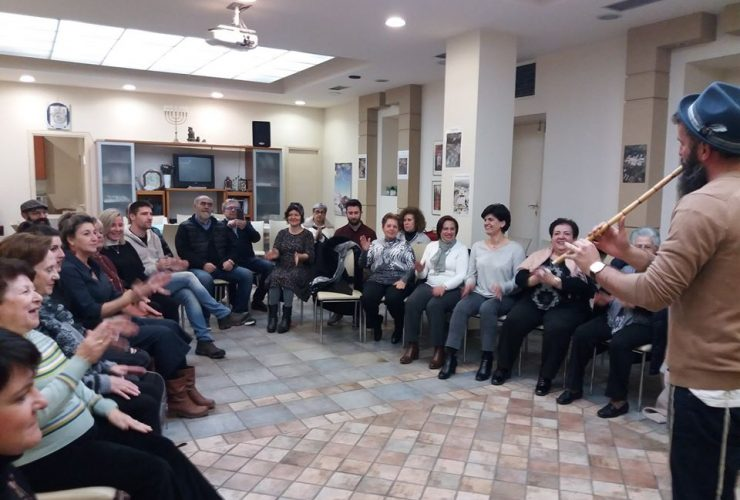 Τρεις ξεχωριστές εκδηλώσεις στην Κοινότητά μας