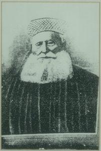 Αρχιραβίνος Λάρισας Συμεών Πέσσαχ (1848-1893)