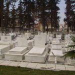 Εβραϊκό νεκροταφείο - Λάρισα