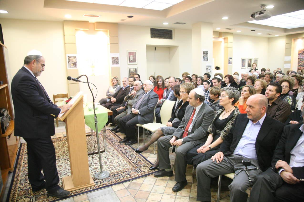 Εκδήλωση στη Λέσχη Δεκέμβριος 2012