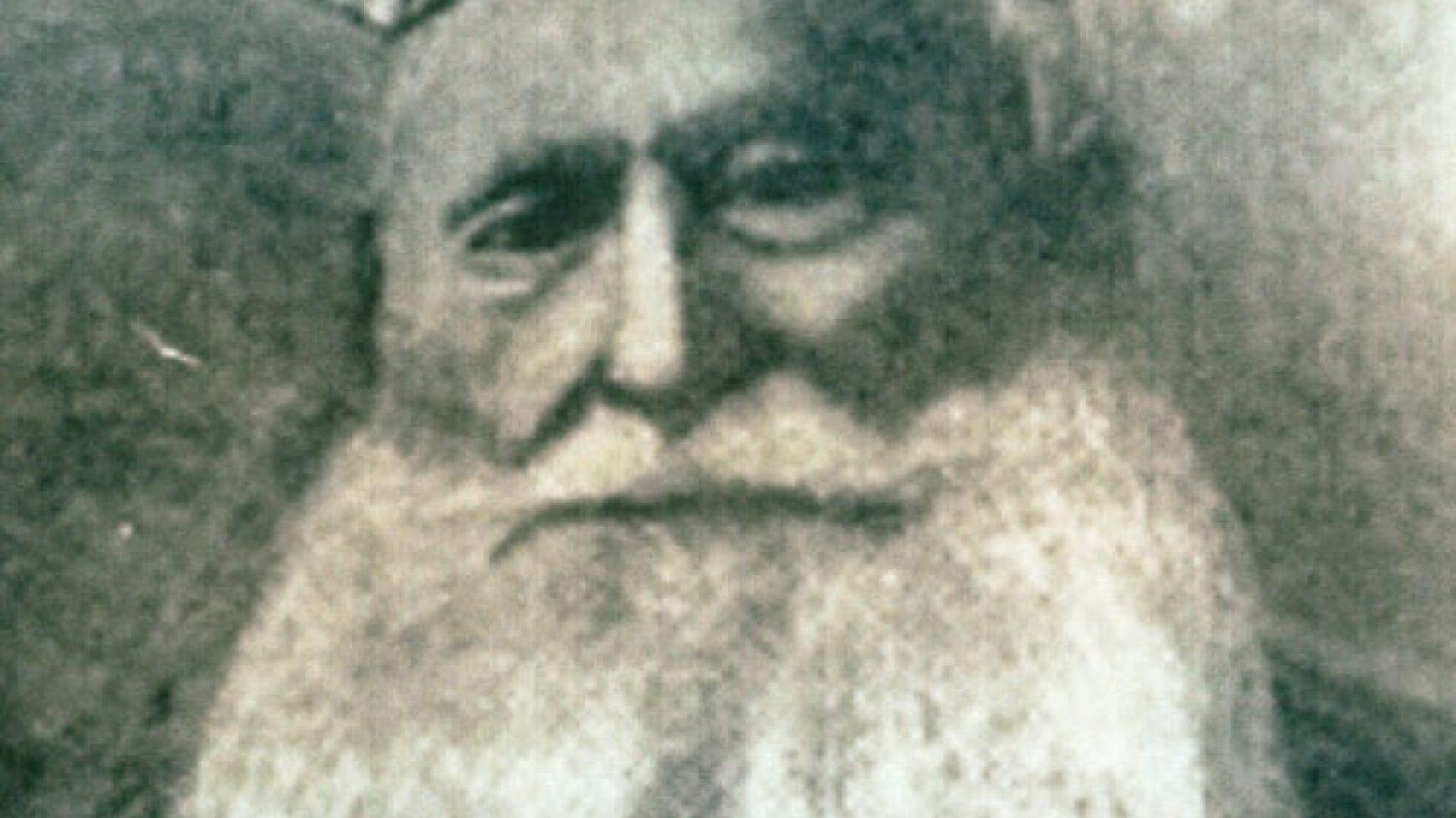 Συμεών Ααρών Πέσσαχ (1815-1893) – Ο μεγάλος αρχιραβίνος της Λάρισας