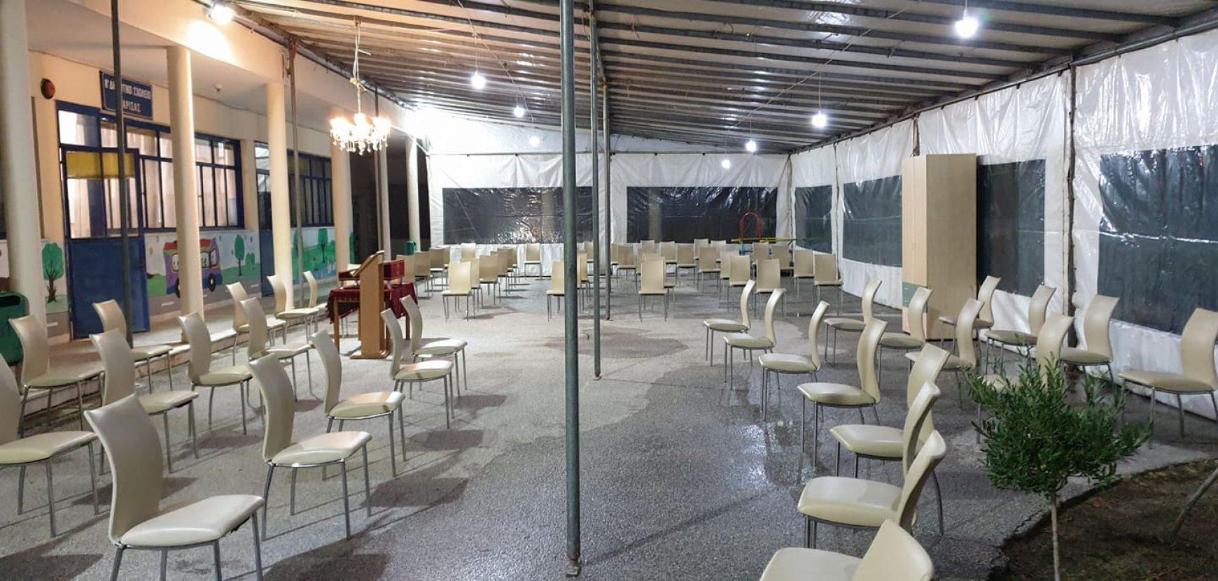 Ρως Ασσανά & Κιπούρ στη Λάρισα